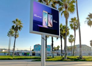Outdoor Billboard Advertising Display