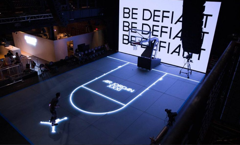 interactive led video floor 1