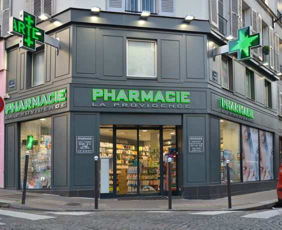 vstar pharmacy cross display