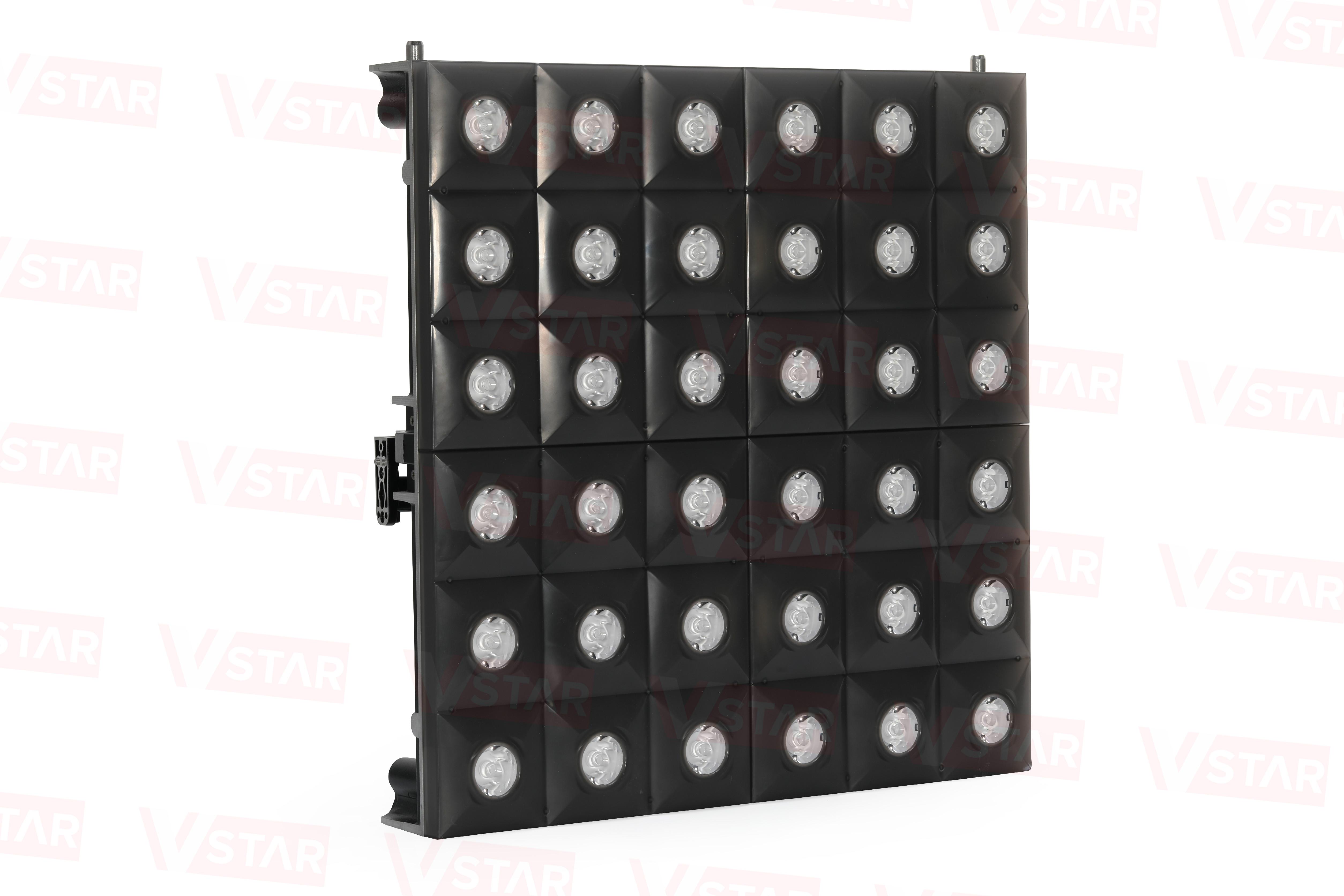 Led 2in1 Matrix Beam Tile display