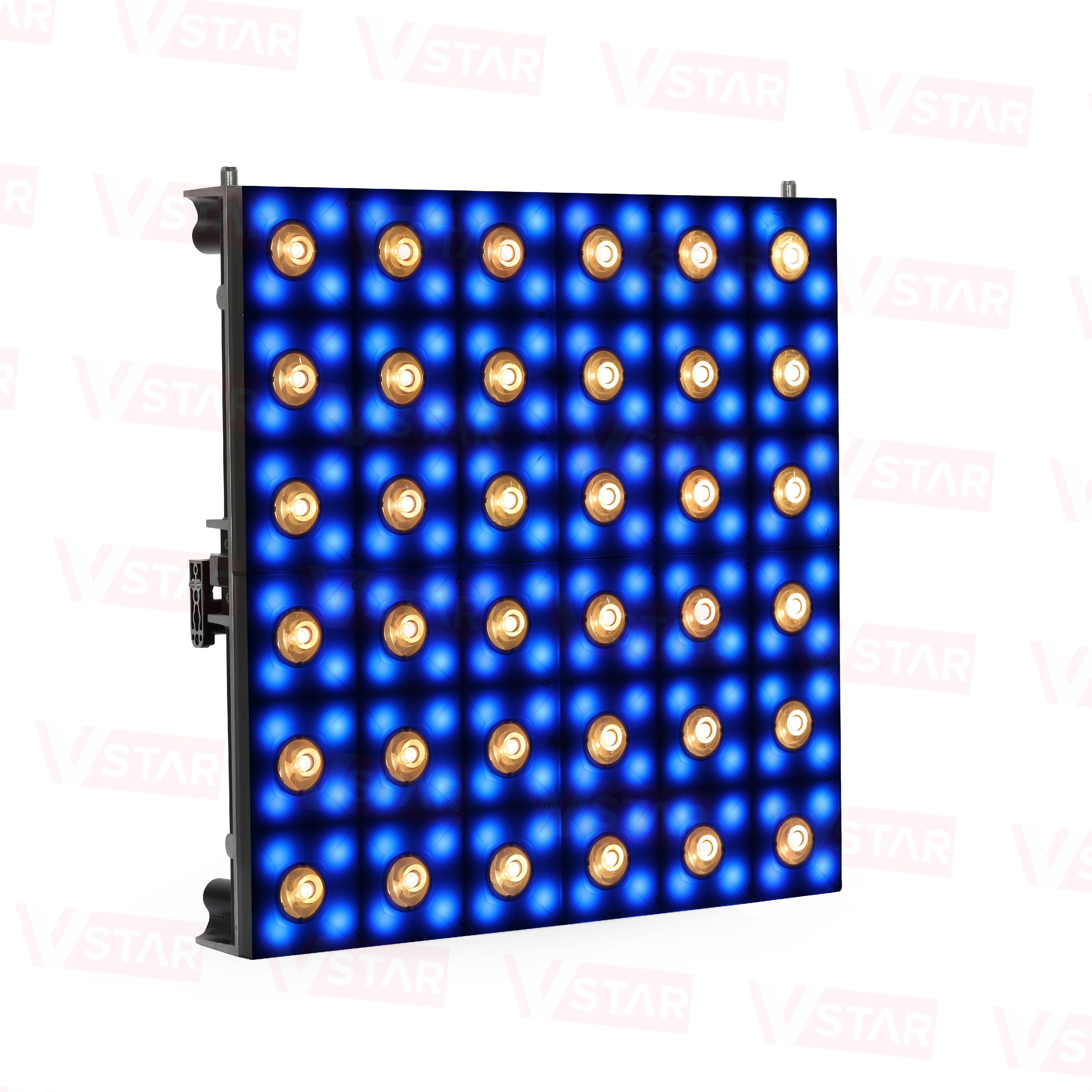 Led 2in1 Matrix Beam Tile lighting