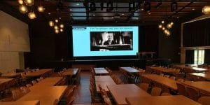 P6 SMD Indoor LED Display for Corportate Conference Room