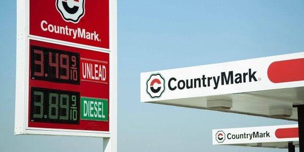 PRICE WATCHER GAS PRICE DISPLAYS