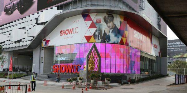 Show DC Transparent LED Display