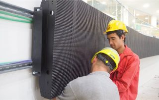 install led video wall
