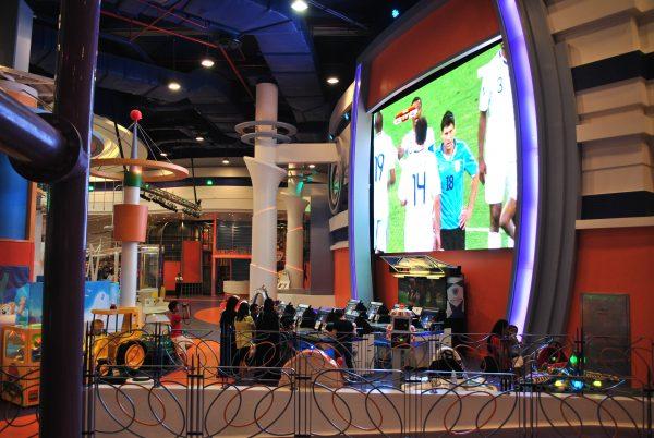 Indoor-rental-led-display